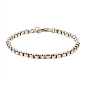Tiffany and Co Venetian Link bracelet